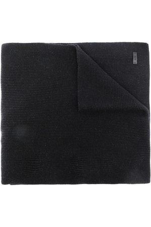 HUGO BOSS Men Scarves - Logo knit scarf