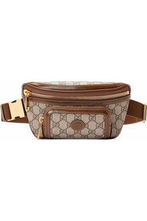 Gucci Interlocking G belt bag - Neutrals
