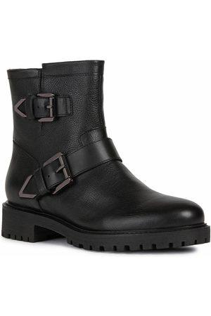 Geox Hoara Biker Boots