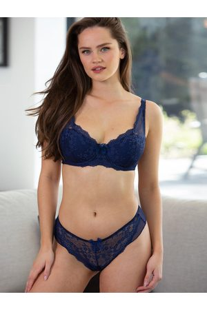 Pour Moi Flora Lightly Padded Underwired Bra