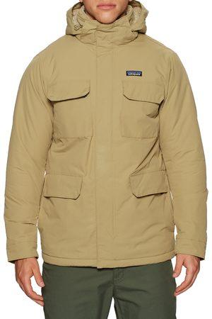 Patagonia Men Parkas - Isthmus Parka s Jacket - Classic Tan