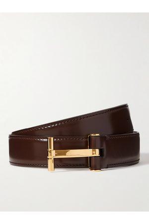Tom Ford 3cm Leather Belt