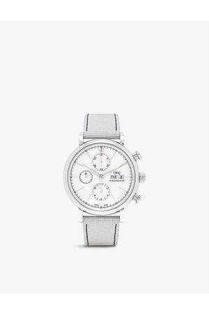 IWC SCHAFFHAUSEN Men Watches - IW391027 Portofino stainless steel automatic watch