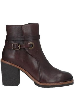 manas Women Ankle Boots - MANAS