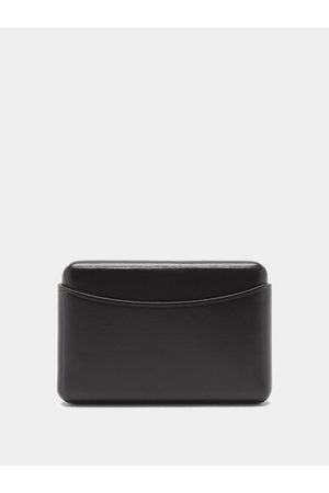 LEMAIRE Men Purses & Wallets - Moulded Leather Cardholder - Mens