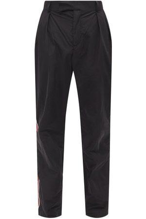 Ahluwalia Great Grandad Upcycled-shell Straight-leg Trousers - Mens