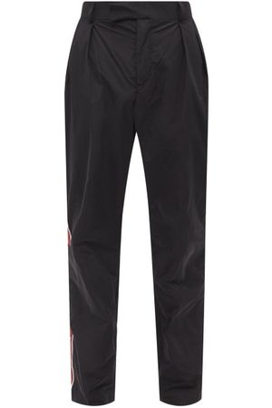 Ahluwalia Men Trousers - Great Grandad Upcycled-shell Straight-leg Trousers - Mens