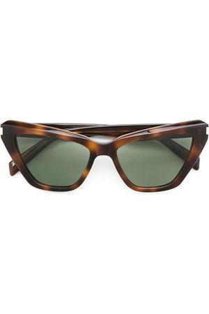 Saint Laurent Sunglasses - SL 466 cat-eye sunglasses