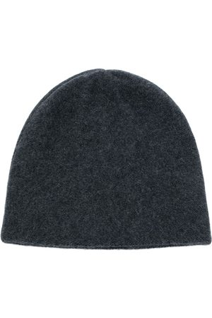 N.PEAL Double Layer organic-cashmere beanie
