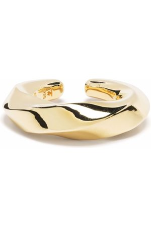TOM WOOD Earrings - Large Infinity -plated sterling silver ear cuff