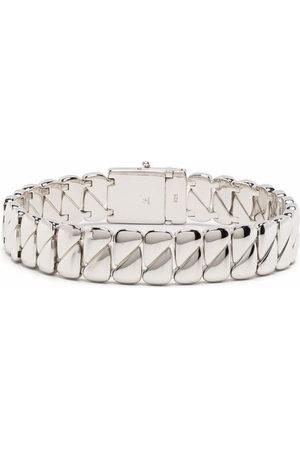 TOM WOOD Drop chunky sterling- bracelet
