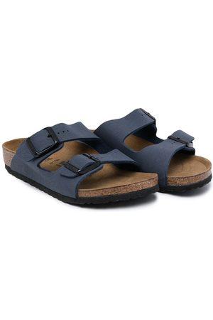 Birkenstock Open-toe leather sandals
