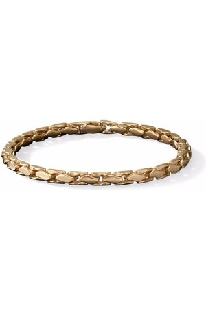 David Yurman Men Bracelets - 5mm medium fluted chain bracelet