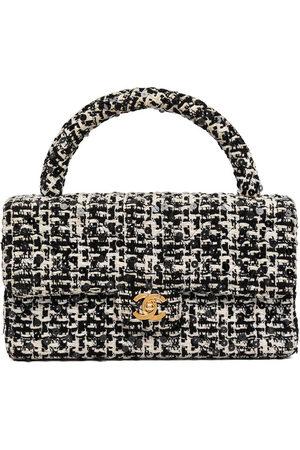 CHANEL Women Handbags - 1993 CC tweed sequinned handbag