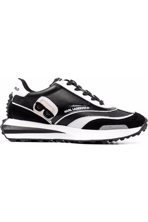 Karl Lagerfeld Women Trainers - Icon low-top runner trainers