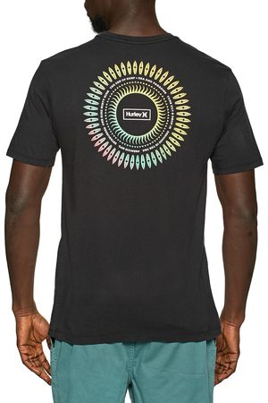 Hurley Everyday Washed Mandala Brah s Short Sleeve T-Shirt