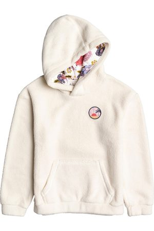 Roxy Someone New Girls Pullover Hoody - Natural