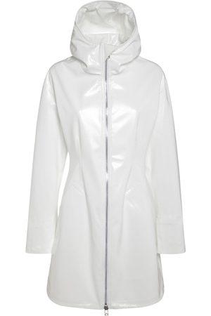 Bottega Veneta Hooded Tech Parka Coat