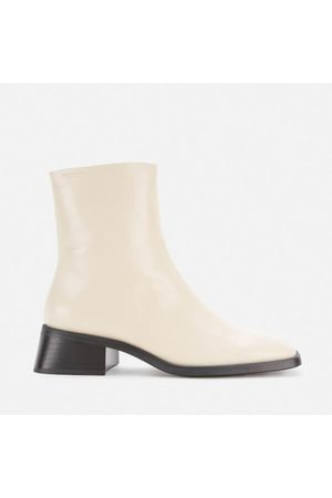 Vagabond Women Ankle Boots - Women's Blanca Leather Ankle Boots