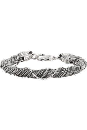 EMANUELE BICOCCHI Torsion bracelet in