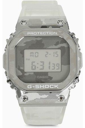 Casio Transparent resin G-Shock watch