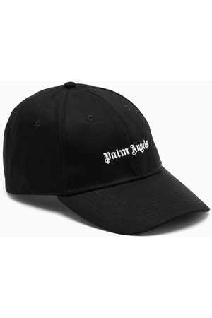 Palm Angels Baseball cap with embroidered logo