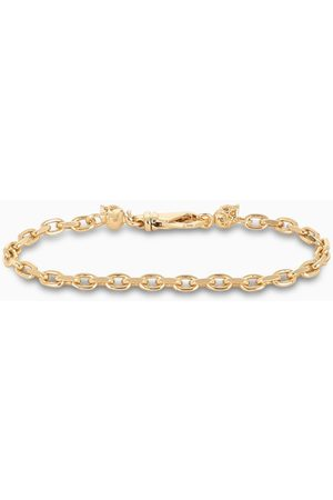 EMANUELE BICOCCHI Gold plated sterling silver 925 chain bracelet