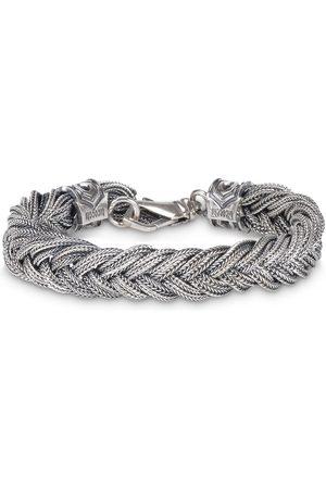 EMANUELE BICOCCHI Flat Braided bracelet