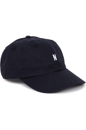 Norse projects Navy Logo Twill Cap
