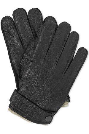 WoodWood Johan Leather Gloves