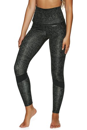 O'Neill Women Trousers - Printed s Active Leggings - With