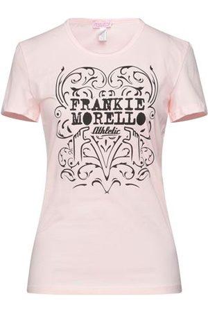 FRANKIE MORELLO SEXYWEAR Women Short Sleeve - TOPWEAR - T-shirts