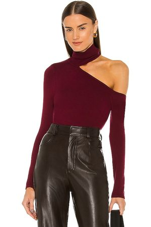 L'Agence Nicky Cut Out Turtleneck Sweater in . Size XS, S, M.