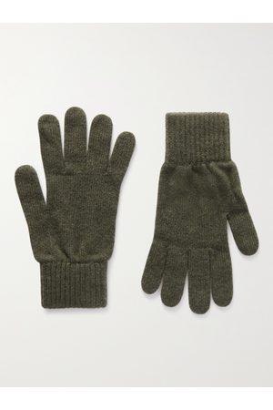 William Lockie Men Gloves - Cashmere Gloves