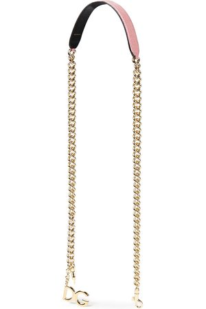 Dolce & Gabbana Women Purses & Wallets - Woman Lizard-effect Leather Shoulder Strap Baby Size