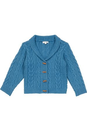 Louise Misha Sacha cable-knit cardigan