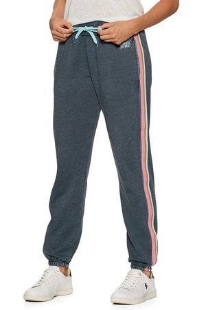 Rip Curl Women Trousers - Revival Track s Jogging Pants - Navy
