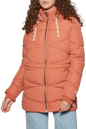 Rip Curl Women Jackets - Anti Series Swc s Jacket - Rhubarb