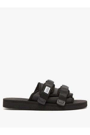SUICOKE Men Sandals - Moto Cab Two-strap Slides - Mens