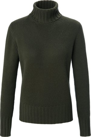 Peter Hahn Roll-neck jumper in 100% cashmere Bernadette size: 10