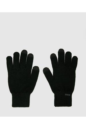 HUGO BOSS Men Gloves - Men's Gritzos Knitted Gloves