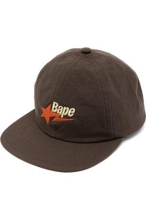A BATHING APE® Bape-embroidered cap