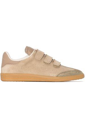 Isabel Marant Beth flat sneakers - Neutrals