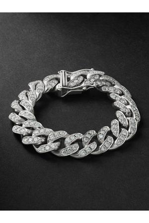 Shay White Gold Diamond Bracelet