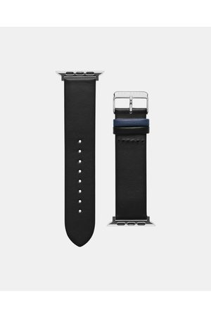 Ted Baker Men Watches - Bks42f135 Leather Apple Watch Strap