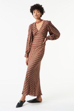 Antik Batik Women Maxi Dresses - AW21 Mireille Printed Maxi Dress