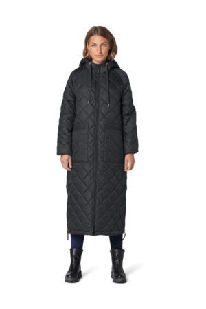 Ilse Jacobsen Padded Long Coat 10 AERIAL01 001