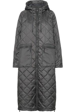 Ilse Jacobsen Women Coats - AERIAL01 Padded Coat - Dark Shadow