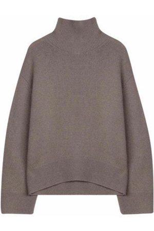 Dagmar Mazzy Sweater - nocciola