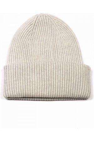 Colorful Standard Merino Wool Chunky Beanie Hat - Limestone Grey Colour: Limestone Grey